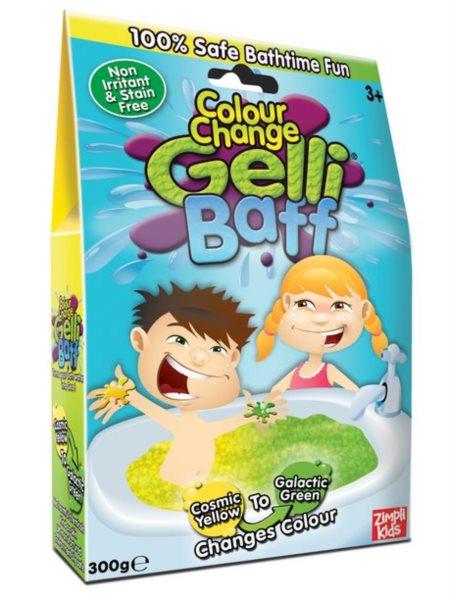 GELLI BAFF Gelová koupel měníci barvu