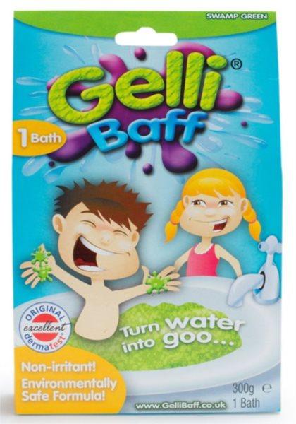 GELLI BAFF Gelová koupel zelená