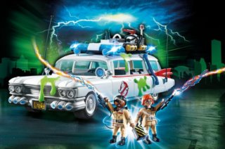 PLAYMOBIL Ghostbusters™ Ecto-1 9220