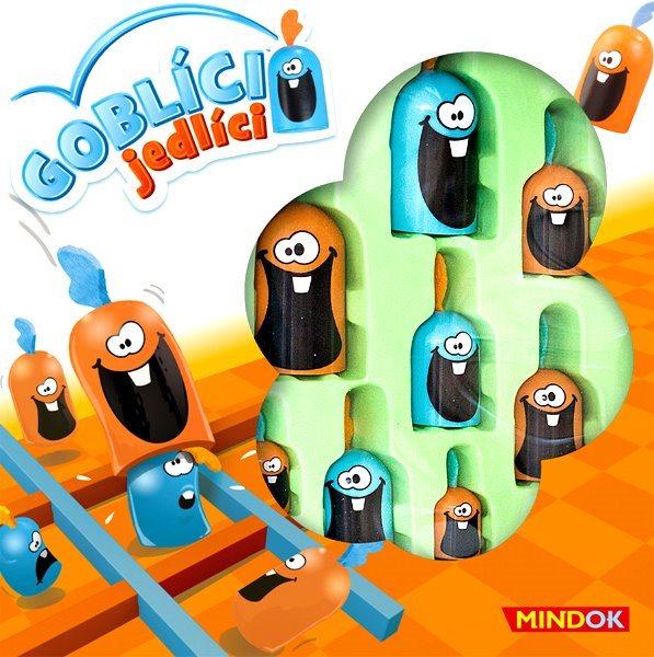 Společenská hra Goblíci jedlíci, MINDOK