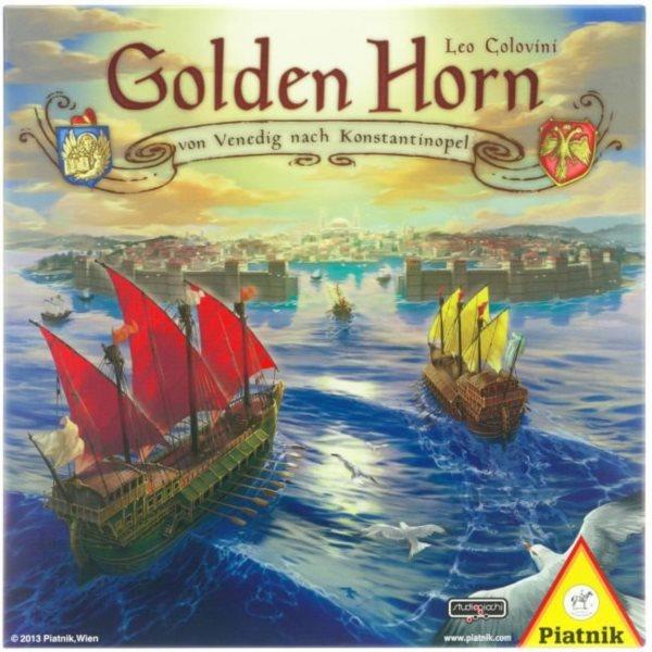 Golden Horn: Z Benátek do Konstantinopole PIATNIK 631894