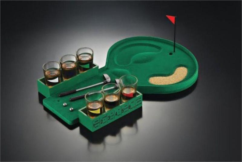 Golf Na ex!, ALBI