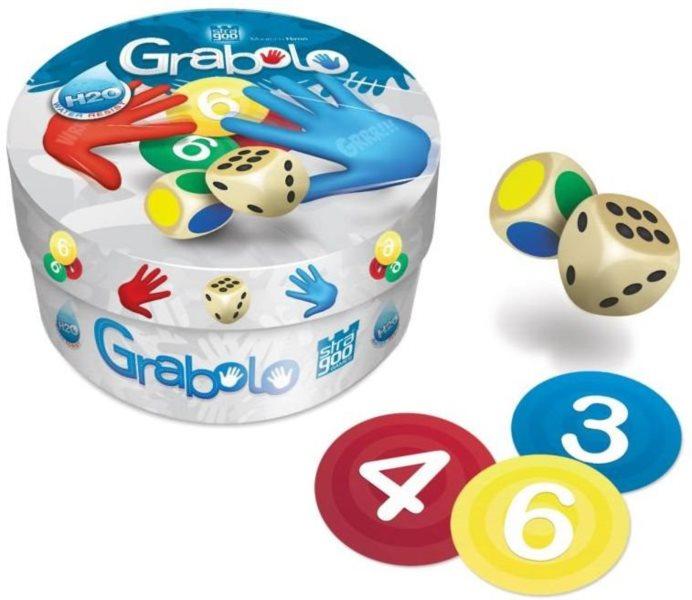 Rodinná zábavná hra Grabolo, STRAGOO