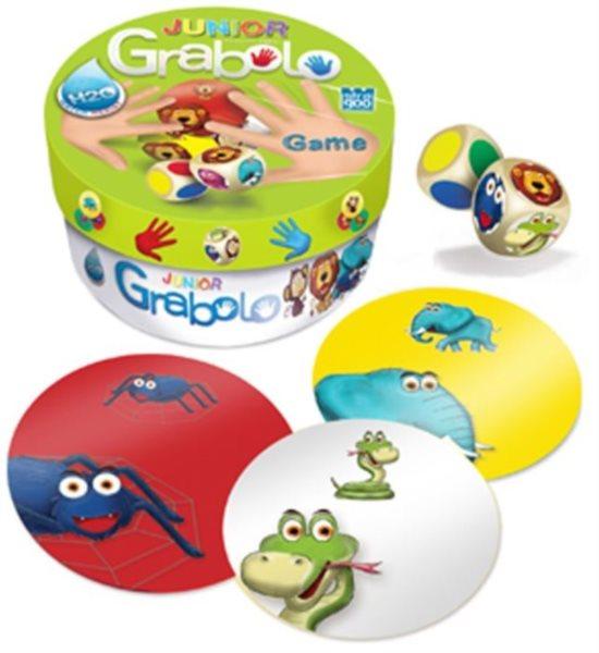 Rodinná zábavná hra Grabolo Junior, STRAGOO