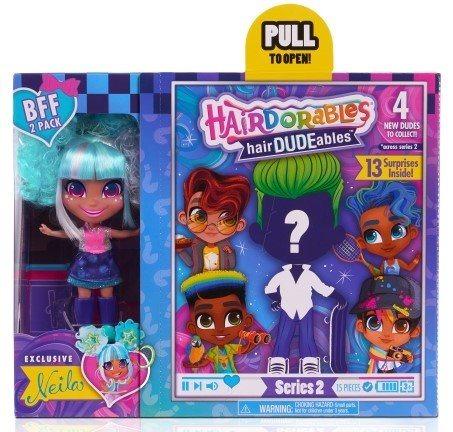 Hairdorables Series 2 - Neila