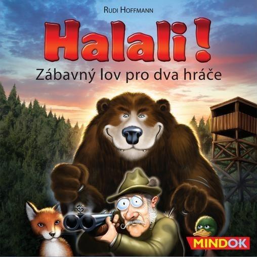 Společenská hra Halali!, MINDOK