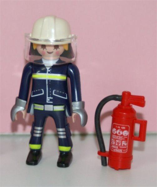 Playmobil 9333 Figurky pro holky - Hasička (série 13)