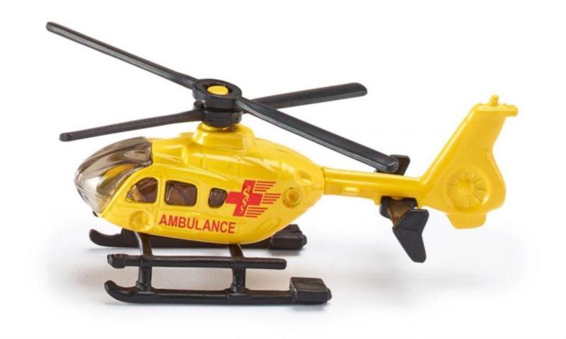 SIKU 0856 Záchranářský vrtulník