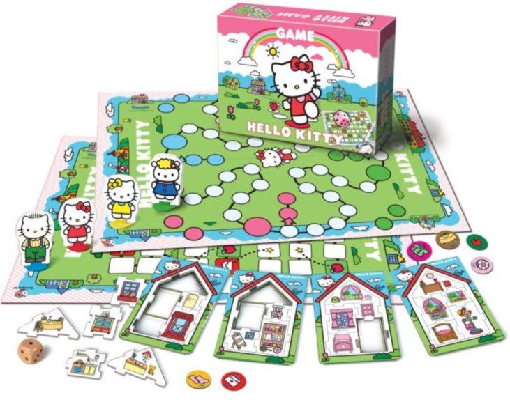Rodinná hra Hello Kitty 2v1, BONAPARTE