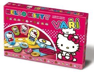 Rodinná hra Hello Kitty vaří, BONAPARTE
