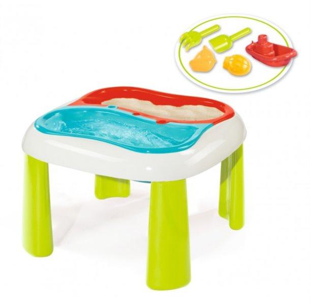 SMOBY Herní stůl na vodu i písek 2v1
