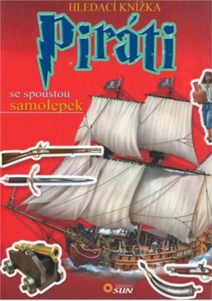 Hledací knížka: Piráti, Nakladatelství SUN