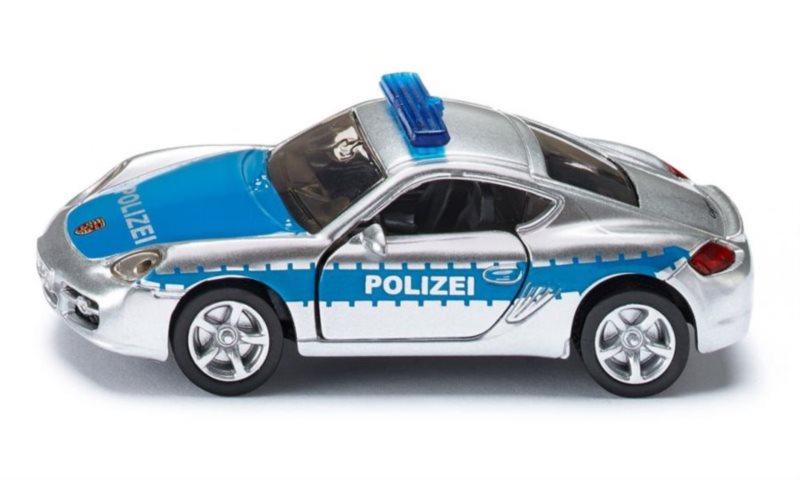 Hlídkový vůz dálniční policie