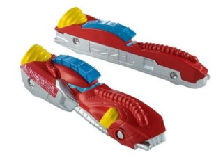 MATTEL Hot Wheels Split Speeders - Ripped Robot