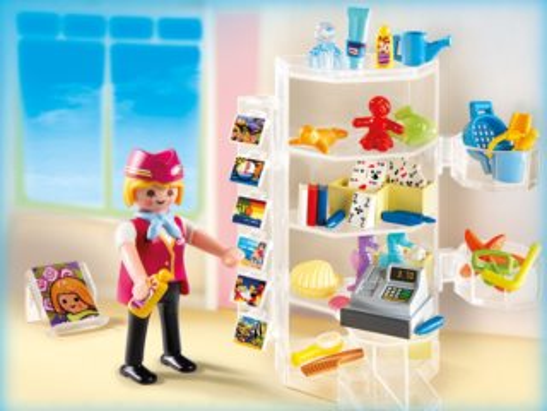 Playmobil 5268 Hotelový obchod