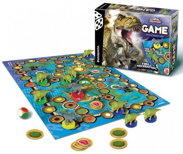 Společenská hra Prehistoric, BONAPARTE
