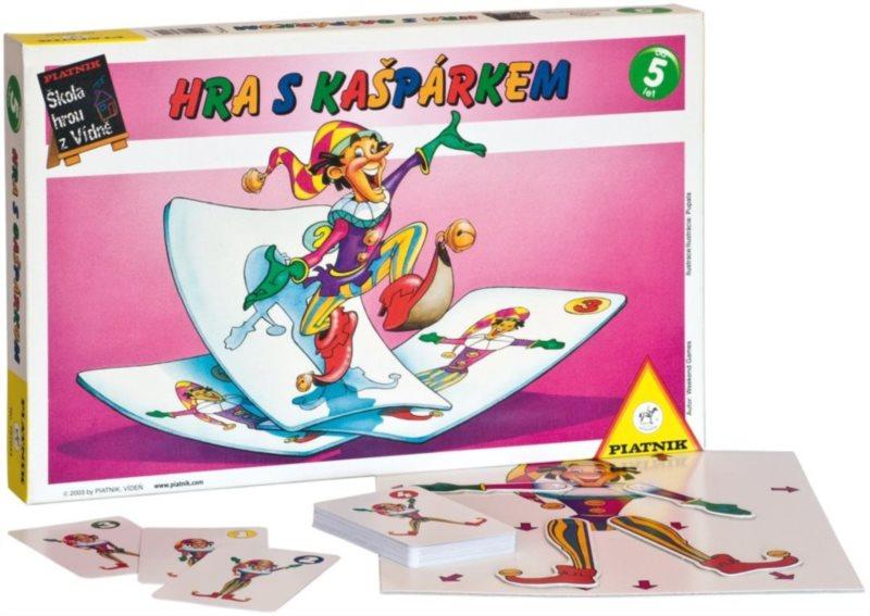 Dětská hra Hra s kašpárkem, PIATNIK