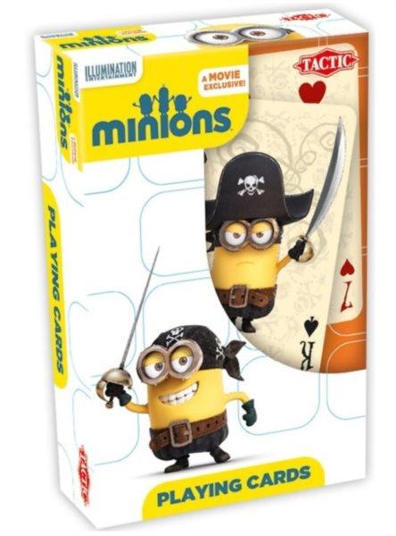 Hrací karty: Mimoni