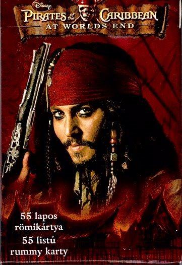 Hrací karty: Piráti z Karibiku PIATNIK 157912