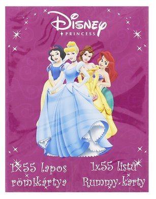 Hrací karty velké: Princezny 2 PIATNIK 159831