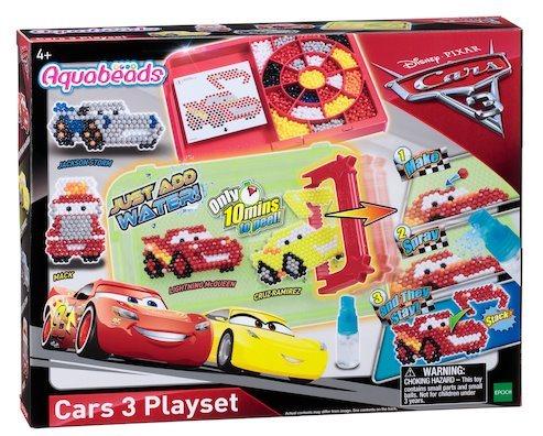 Hrací set Auta 3
