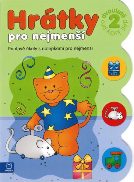AKSJOMAT Hrátky pro dvouleté děti 2.část