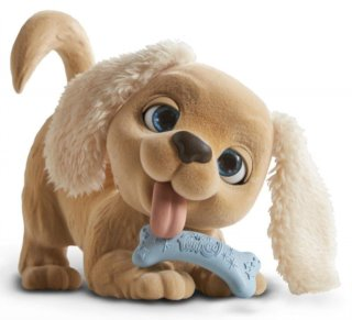 HASBRO, FurReal Friends Hravá Goldie