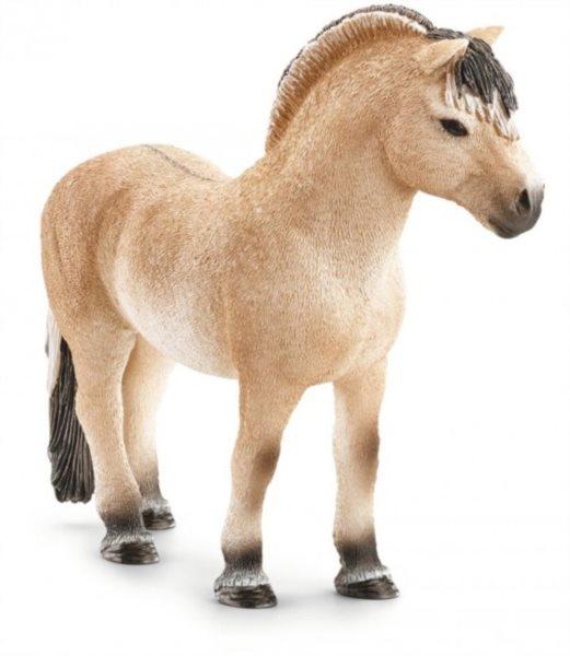 SCHLEICH 13753 Hřebec koně Fjordského