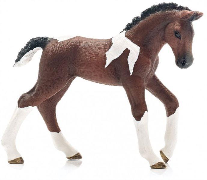 SCHLEICH 13758 Hříbě koně Trakehnerského