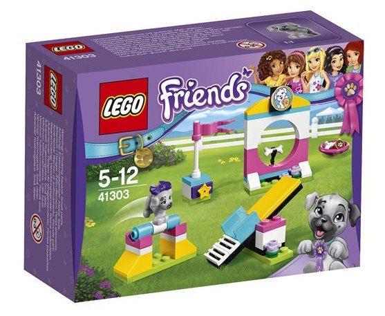 LEGO® Friends 41303 Hřiště pro štěňátka