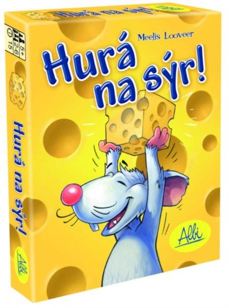 Dětská hra Hurá na sýr!, ALBI