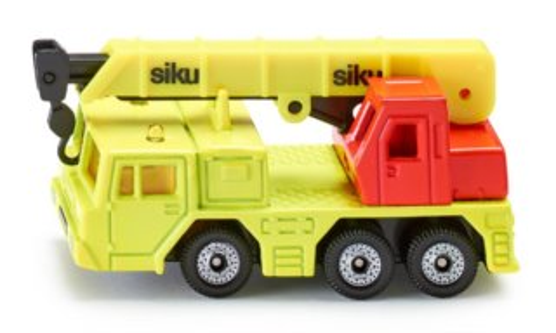 SIKU 1326 Hydraulický autojeřáb