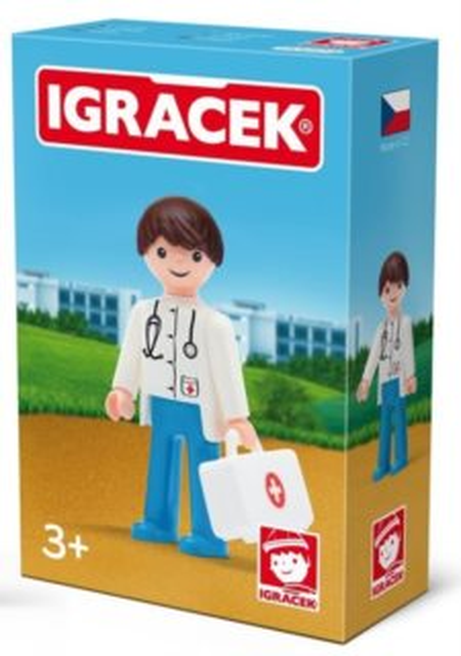 EFKO Igráček Doktor