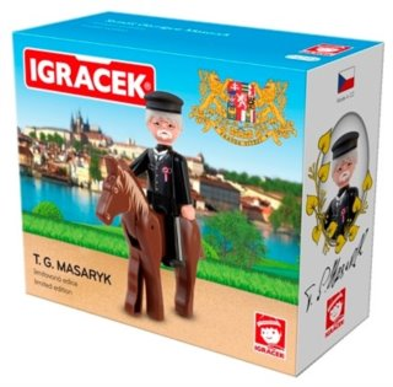 Igráček Tomáš Garrigue Masaryk