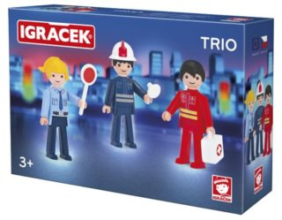 EFKO Igráček Trio Zachraňujeme