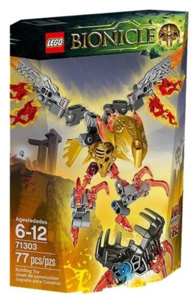 Stavebnice LEGO® Bionicle 71303 Ikir - Stvoření z ohně