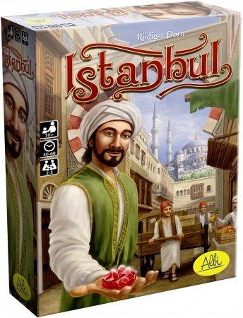 Rodinná hra Istanbul, ALBI