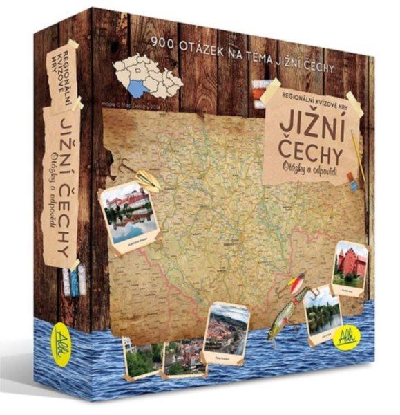 Jižní Čechy - Otázky a odpovědi