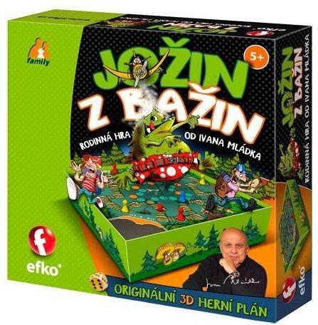Společenská hra Jožin z bažin, EFKO