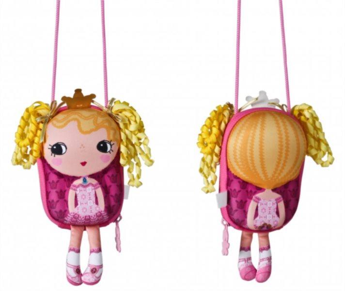 OKIEDOG Kabelka Tiny Treasures - Princezna