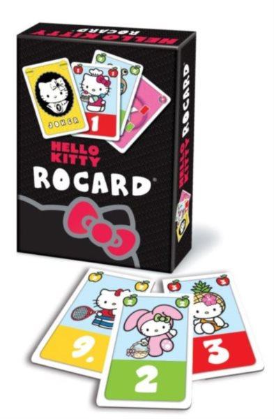 Karetní hra Rocard - Hello Kitty, BONAPARTE