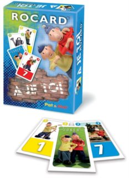 Karetní hra Rocard - Pat a Mat, BONAPARTE
