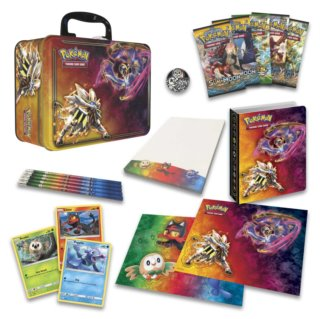 Karty Pokémon Collector Chest
