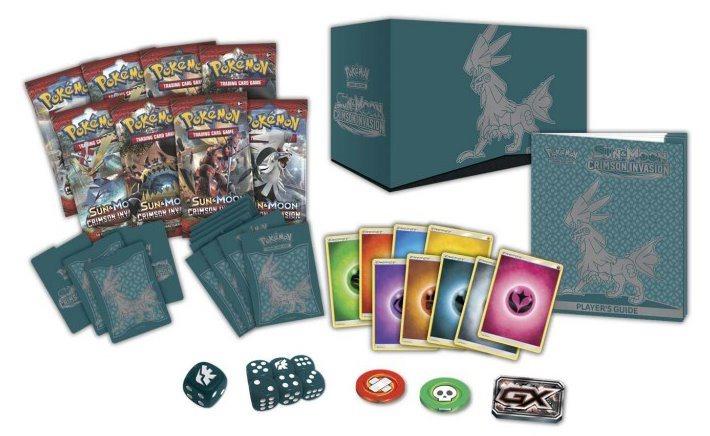 Karty Pokémon Elite Trainer Box