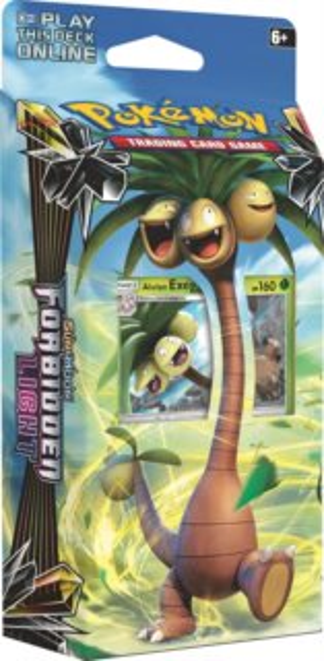 Karty Pokémon PCD Forbidden Light - Tropical Takedown