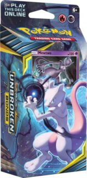 Karty Pokémon PCD Unbroken Bonds - Battle Mind