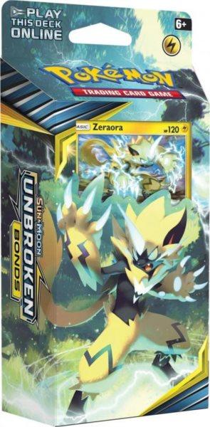 Karty Pokémon PCD Unbroken Bonds - Lightning Loop