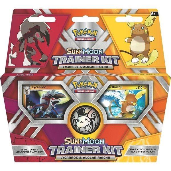 Karty Pokémon Sun and Moon: Startovní balení