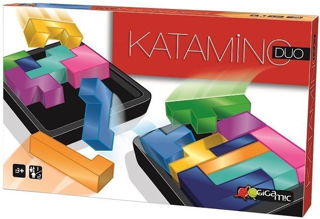 Stavitelská hra Katamino Duo, ALBI