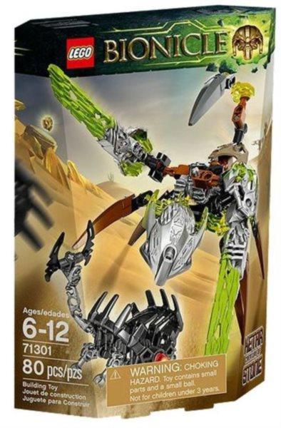 Stavebnice LEGO® Bionicle 71301 Ketar - Stvoření z kamene